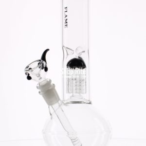 Transparent Bong with Ice catcher