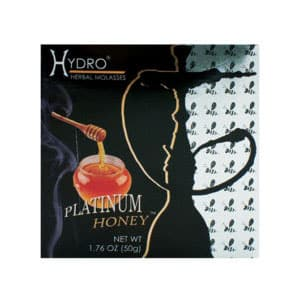 HYDRO HERBAL SHISHA – PLATINUM HONEY