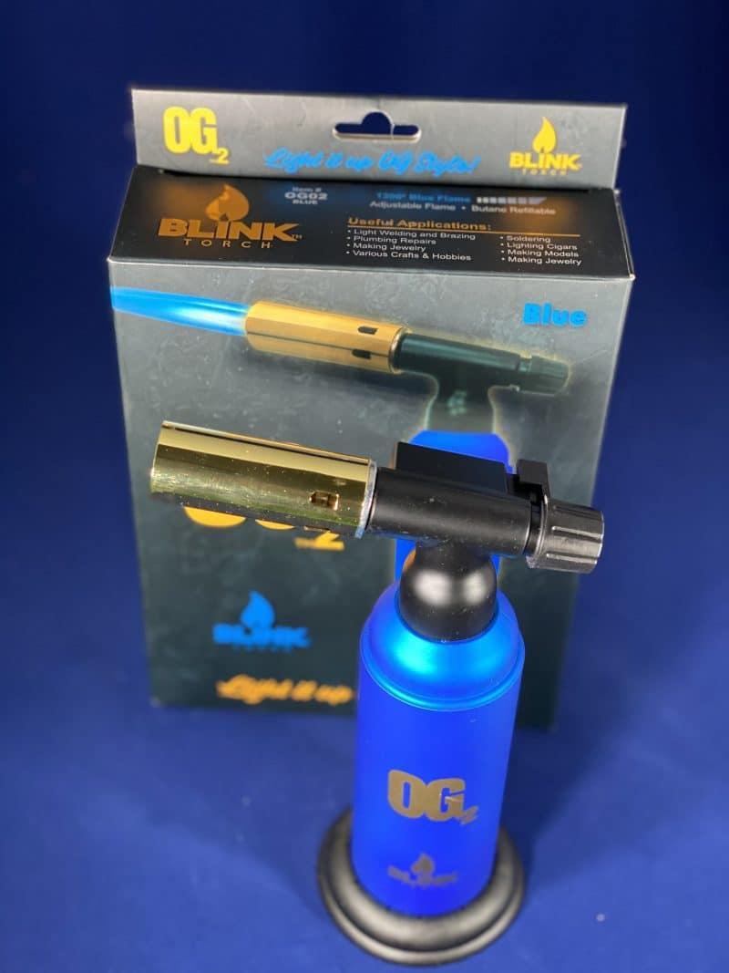 Blink OG2 Dual Flame Blue