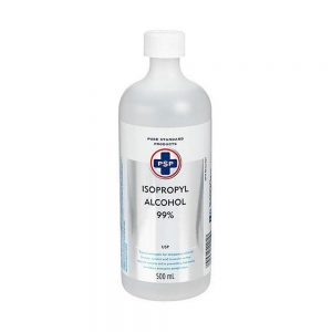 Isopropyl Rubbing Alcohol 99% – Topical Antiseptic Cleaner