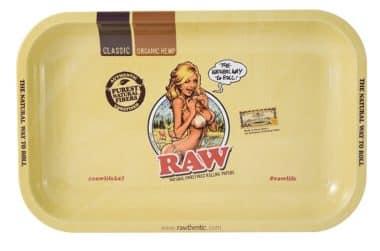 Raw Girl Tray Small