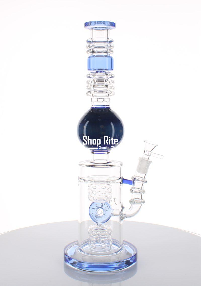Aqua Blue Bong