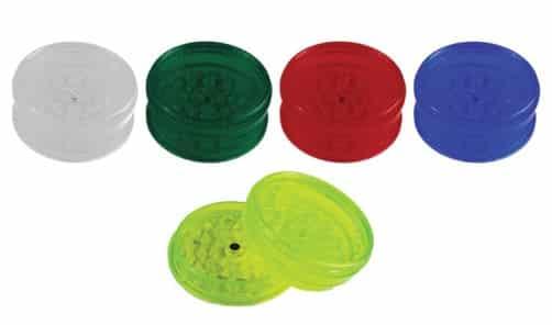 Plastic Magnet Grinder 2″ 2pc