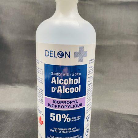 Isopropyl Rubbing Alcohol 50%