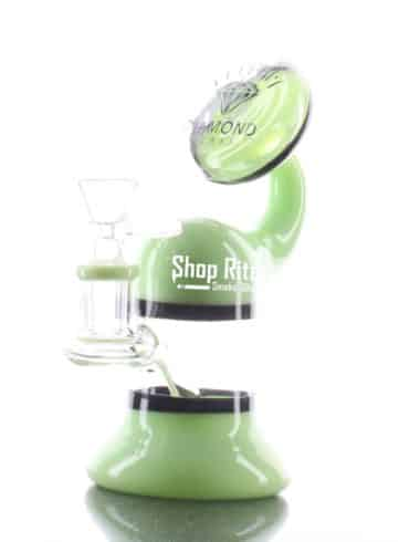 Tiny Green Bong