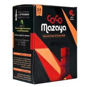 Coco-Mazaya Charcoal 24 Pcs