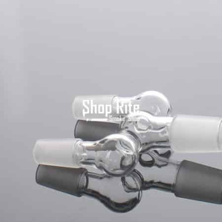 Bong Connector 18mm Male to two 14mm Male