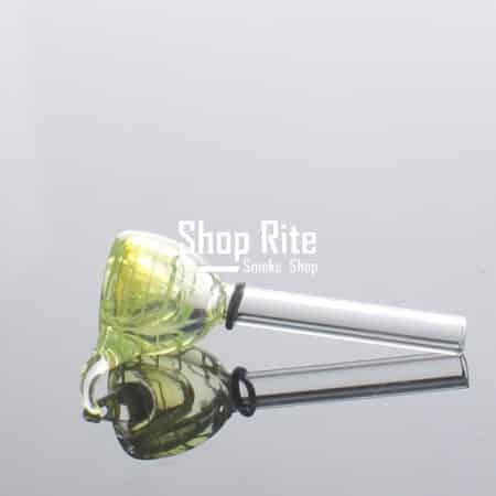 Bowl Slider stem Green