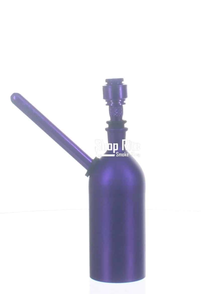 Metal Bong Purple