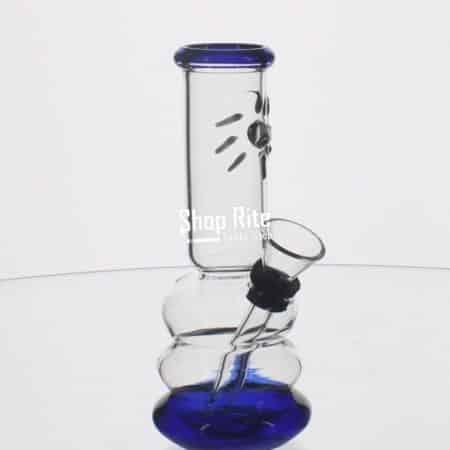 Mini Blue Bong