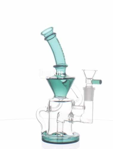 Scan Recycler Bong Green