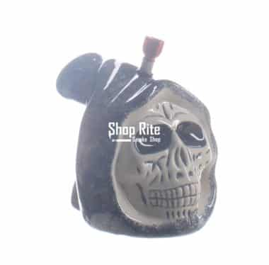 SkullShaped-ceramic-bong