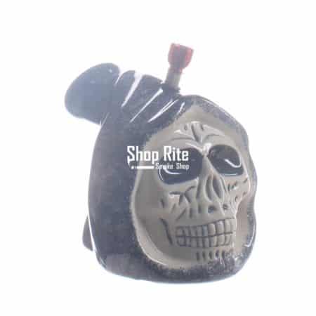 SkullShaped-ceramic-bong