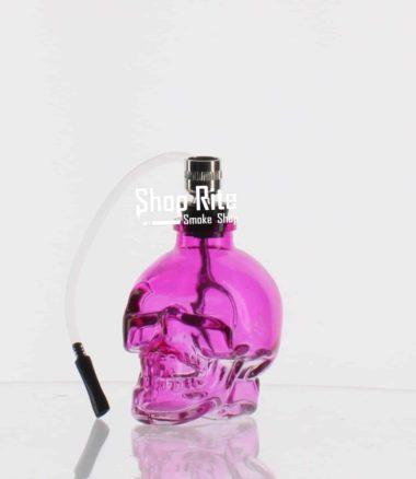 Small Skull Bong Pink