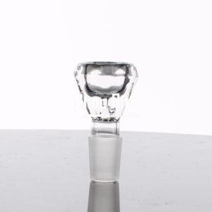 18mm Diamond Glass Bowl