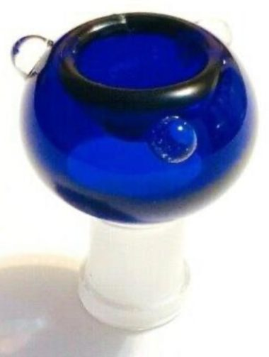18mm Felmale Bowl Blue