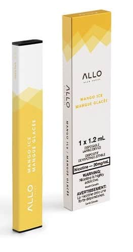 Allo Disposable - Mango Ice 20mg