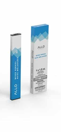 Allo Disposable - Mixed Berries 20mg