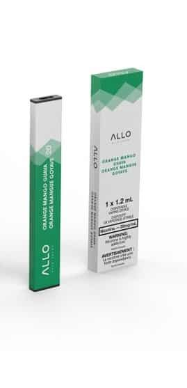 Allo Disposable - Orange Mango Guava 20mg