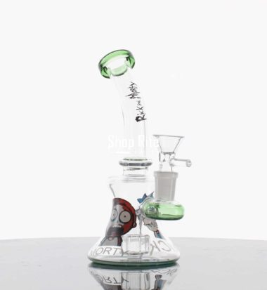 Dab Rig With Characters