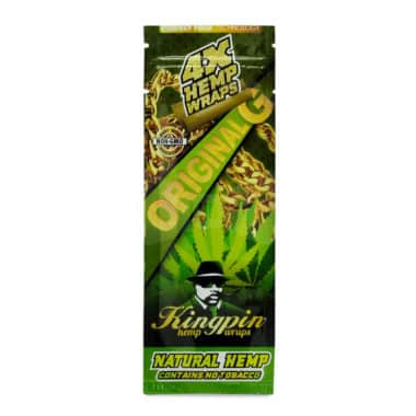 KINGPIN HEMP WRAPS – ORIGINAL