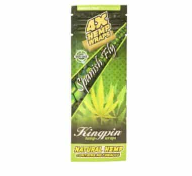 KINGPIN HEMP WRAPS – SPANISH FLY
