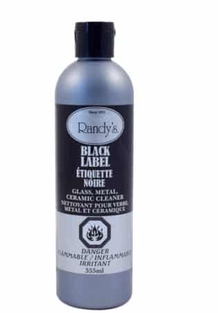 RANDY'S BLACK LABEL CLEANERS – 12oz