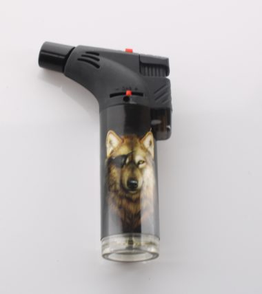 Refillable Adjustable Flame Lighter