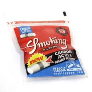 Slim filter Smoking