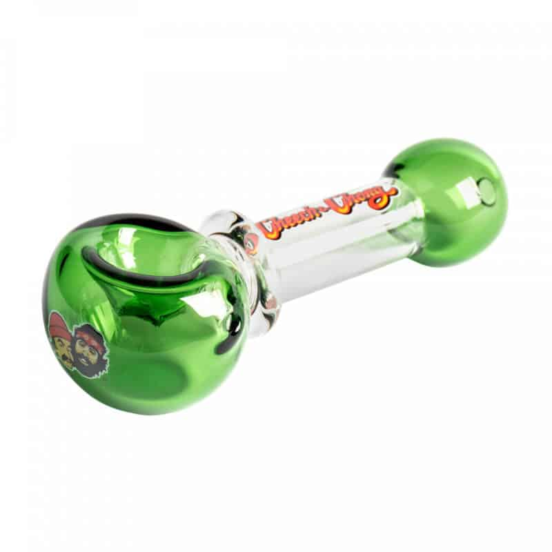 CHEECH & CHONG GLASS 4.5'' Booboo Hand Pipe