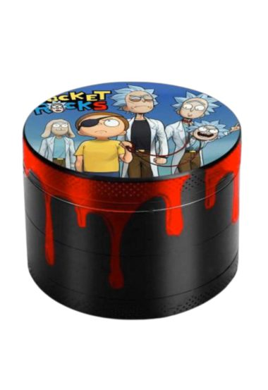 Pocket Ricks Grinder 50MM