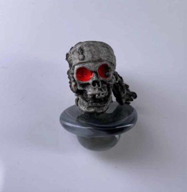 Skull Carb Cap
