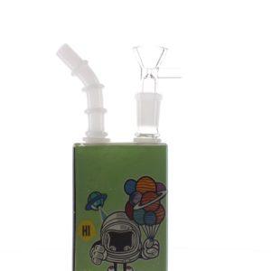 Juice Box Novelty Glass