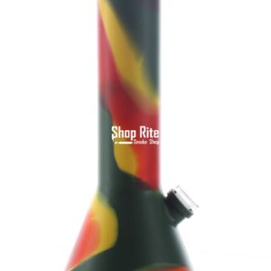 Silicone Bong With Glass Bowl